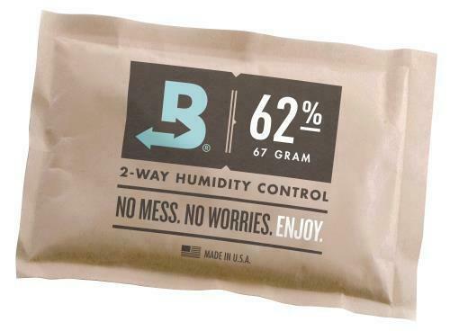 Boveda 67g 2-Way Humidity 62% (100/Pack) Must buy 100 - 1