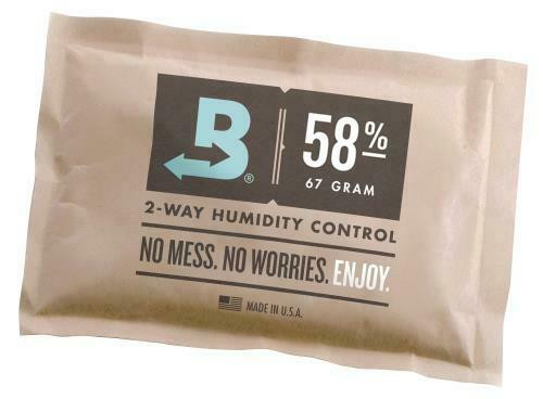 Boveda 67g 2-Way Humidity 58% (100/Pack) Must buy 100 - 1