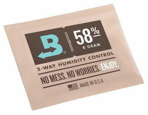 Boveda 8g 2-Way Humidity 58% (300/Pack) Must buy 300 - 1