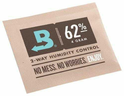 Boveda 4g 2-Way Humidity 62% (600/Pack) Must buy 600 - 1