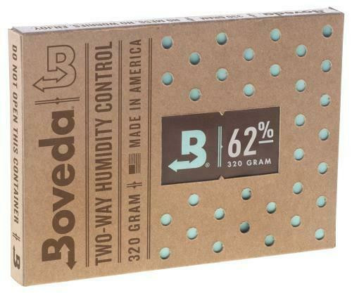 Boveda 320g 2-Way Humidity 62% (6/Pack) Must buy 6 - 1
