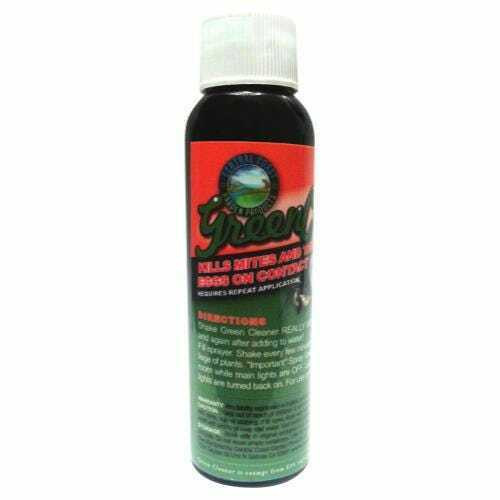 Green Cleaner 2 oz - 1