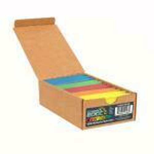 Grower's Edge Plant Stake Labels Multi-Color Pack - 1000/Box - 1