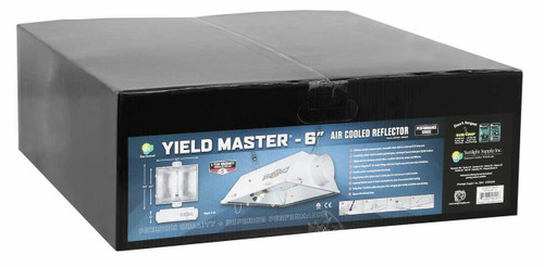 Yield Master 6 in Air-Cooled Reflector - 1