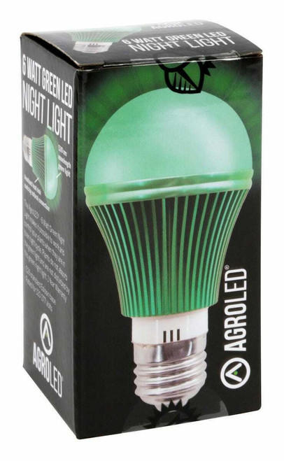 AgroLED Green LED Night Light - 6 Watt - 1