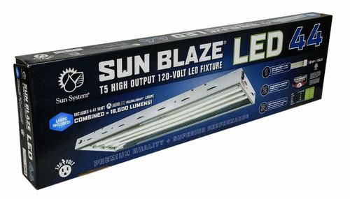 Sun Blaze T5 LED 44 - 4 ft 4 Lamp 120 Volt - 1