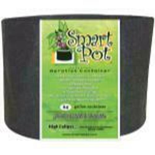 Smart Pot Black 45 Gallon (50/Cs) - 1