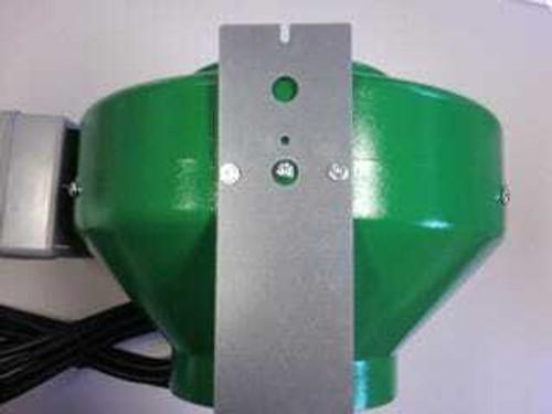 4 inch In-Line Fan 165 CFM - 1