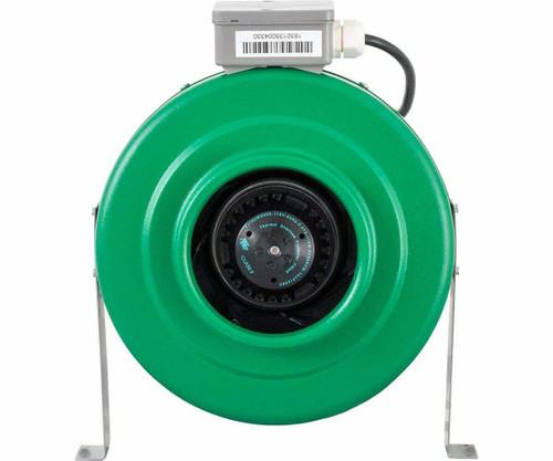6 inch In-Line Fan 400 CFM - 1