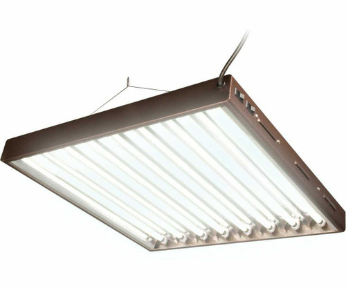 T5 Designer 2Ft 8 Tube Fixture - 1