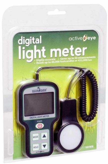 Digital Light Meter (Footcandles) - 1