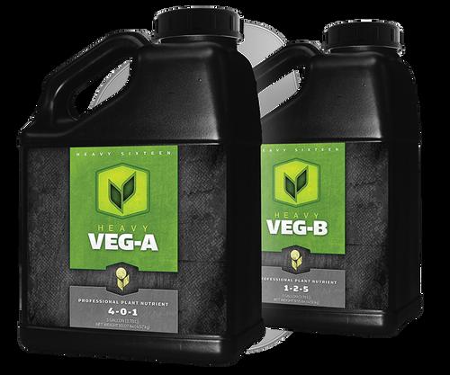 Heavy 16 Veg Part A 6 Gallon - 1