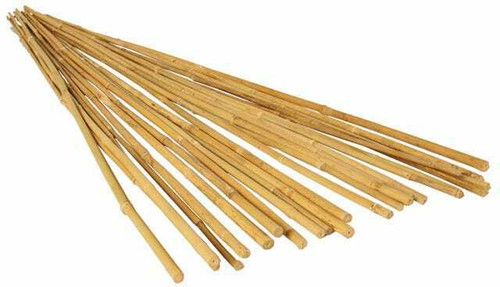 GROW!T 8' Bamboo Stakes, pack of 25 - 1