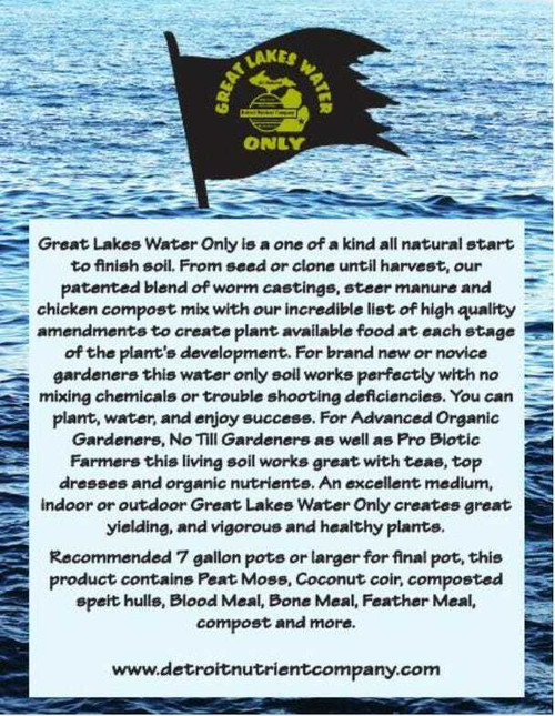 DNC Great Lakes Water Only - 1