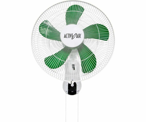 "16"" Wall Mount Oscillating Fan - 1"