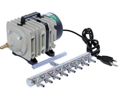 Air Pump 8 Outlets 60W 70L min - 1