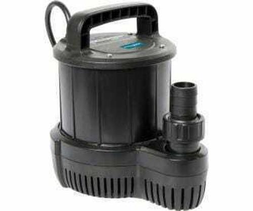 Utility Sump Pump, 1479 GPH/5600 LPH - 1
