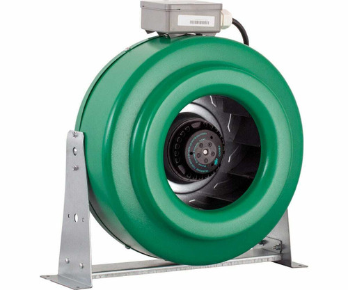 10 inch In-Line Fan 760 CFM - 1