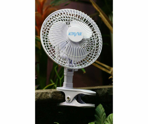 "6"" Clip On Fan - 1"