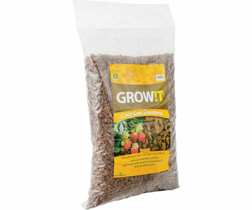 GROW!T Coco Coir Croutons, 28 L - 1