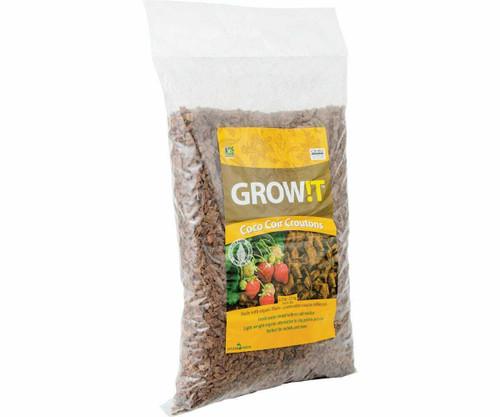 GROW!T Coco Coir Croutons, 28 L - 1