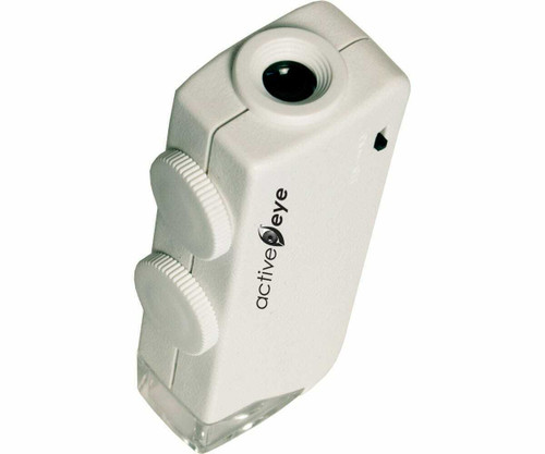 Active Eye Microscope, 60Xx100X - 1