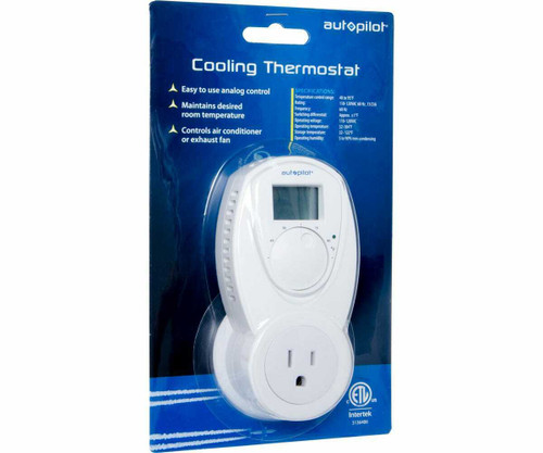 Autopilot Cooling Thermostat - 1