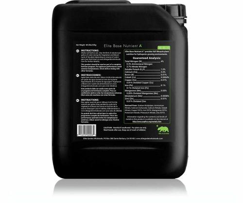 Elite Base Nutrient A - 5 Gal - 1