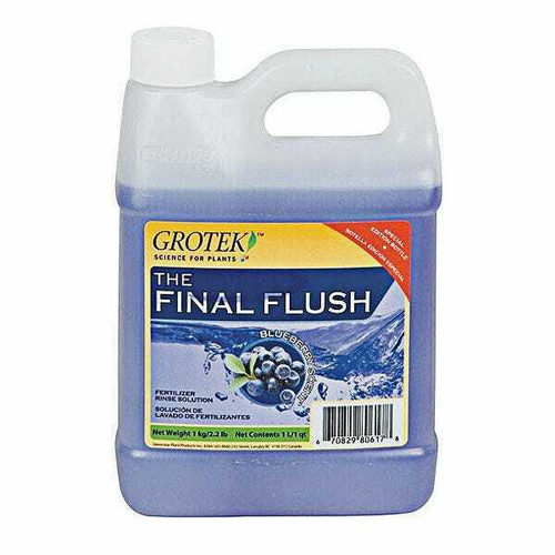 Final Flush Blueberry 1L - 1