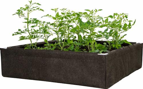 Dirt Pot Box 46X46X12 fabric w/ PVC frame - 1