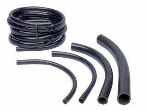 "3/16"" Inside Diameter Black Tubing 100' - 1"