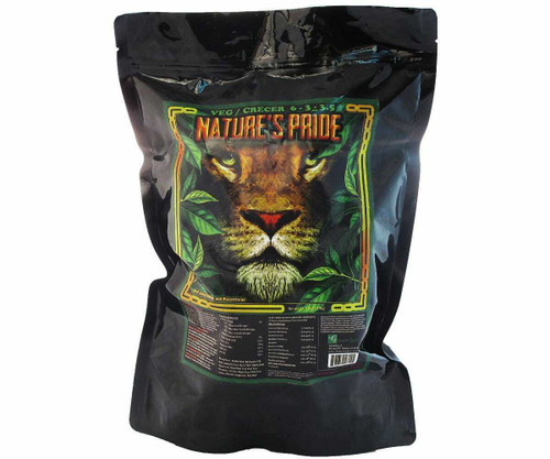 Natures Pride Veg Fertilizer 10lb - 1