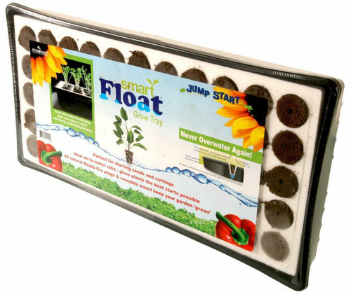 Smart Float Grow Tray with Plugs - 1