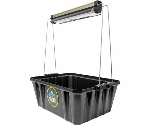 T5 Strip/Ref Fixture w/Aqua Tank Clip 1ft - 1