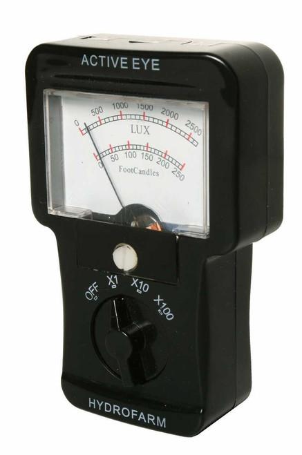 Analog Light Meter (Footcandles) - 1