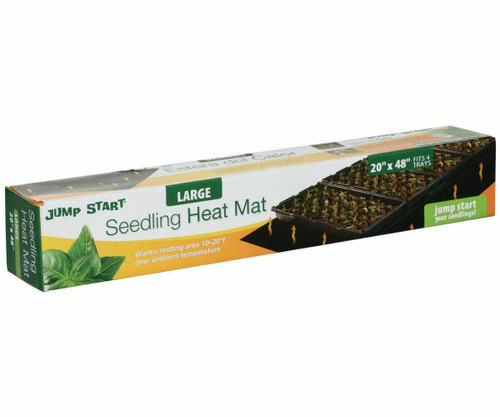 "Seedling Heat Mat 48""x20""   107W - 1"