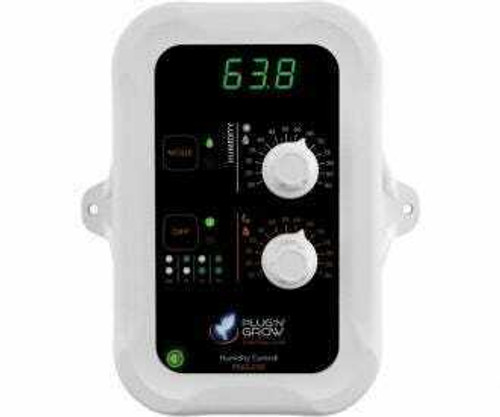 Day and night humidity controller with display - 1