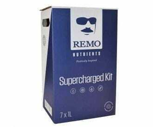 Remo's 1L Supercharged Kit - 1