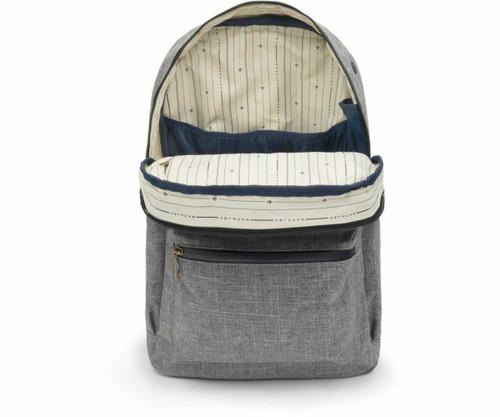 Escort - Crosshatch Grey, Backpack - 1