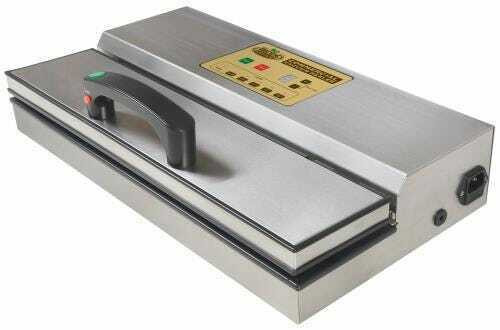 Harvest Keeper Commercial Vacuum Sealer w/ Instant Start Handle - 1