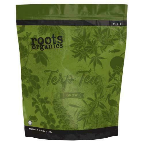 Roots Organics Terp Tea Grow 3 lb - 1