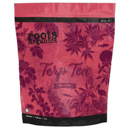 Roots Organics Terp Tea Bloom 3 lb - 1