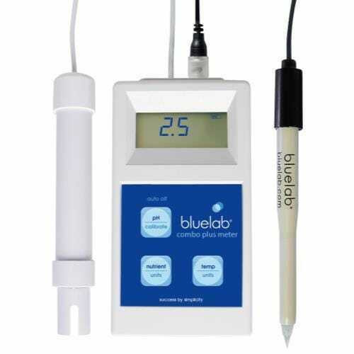 Bluelab Combo Plus Meter - Probe Included - 1