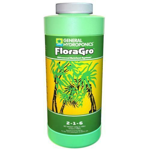 GH Flora Gro Pint - 1