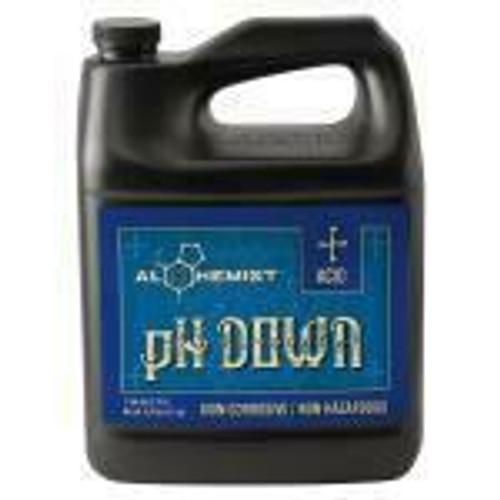 Alchemist pH Down Non-Corrosive Gallon - 1