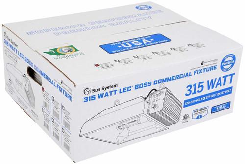 Sun System 315 Watt LEC Boss Com 120-240 Volt w/ 3100 K Lamp - 1