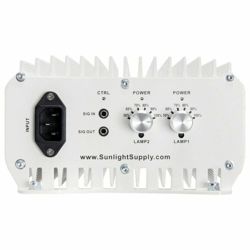 Sun System 630 Watt LEC Boss Com 120-240 Volt w/ 4200 K Lamp - 1