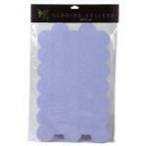 EZ-Clone Colored Cloning Collars Purple (35/Bag) Must buy 35 - 1