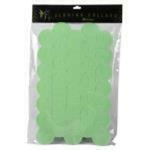 EZ-Clone Colored Cloning Collars Green (35/Bag) Must buy 35 - 1