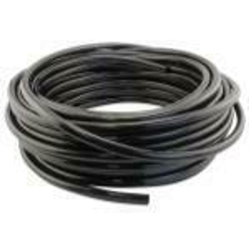 Hydro Flow Vinyl Tubing Black 1/2 in ID - 5/8 in OD 100 ft Roll (Sold Per Foot, Add 100 for the roll) - 1